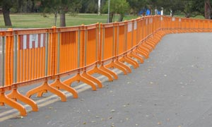 Personnel Barricades